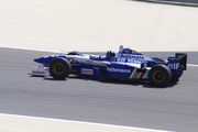 Damon Hill Williams FW18 2010 Bahrain