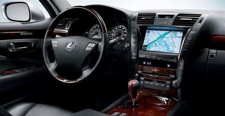 Lexus LS 460 004