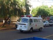 Volkswagen T2 Ambulance