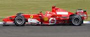 Michael Schumacher 2006 Britain