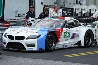 RLL BMW Z4 GTE 56