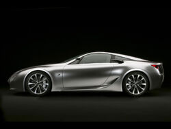 2007 Lexus LF-A
