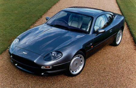 Aston Martin Db7 Autopedia Fandom Powered By Wikia