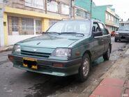 Chevrolet sprint segunda edicion colombia