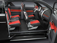 Dodge Rampage Concept open