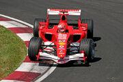 Michael Schumacher Canada 2006