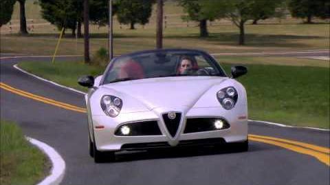Road Test 2010 Alfa Romeo 8C Spider