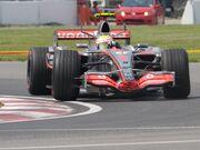 Lewis Hamilton 2007 Canada