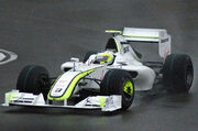 Rubens Barrichello 2009 China