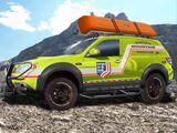Subaru Forester Mountain Rescue Vehicle Concept