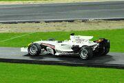 David Coulthard 2008 ROC