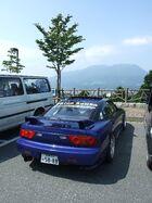 Kouki 180sx rear quarter view