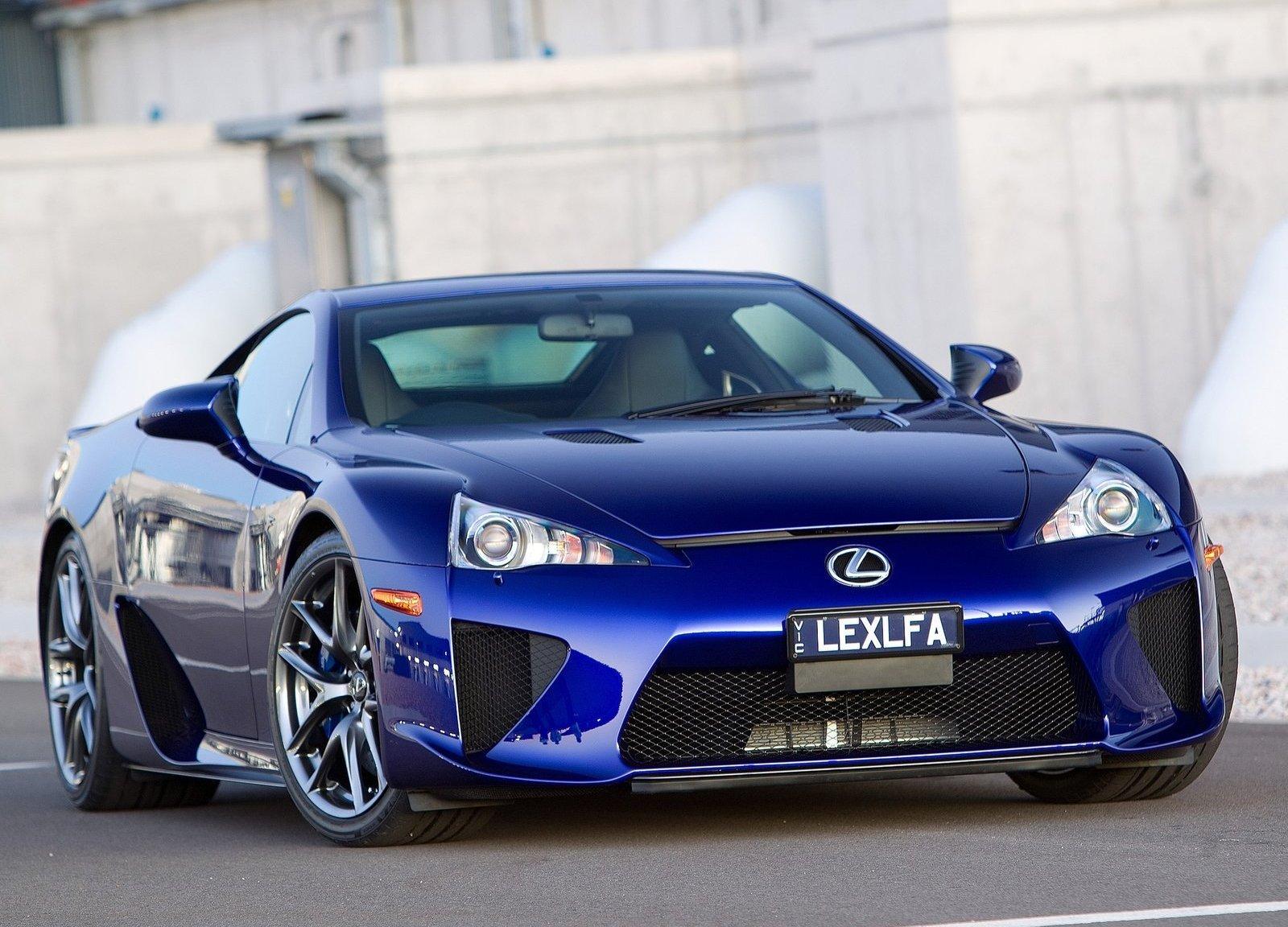 Lexus LFA | Autopedia | FANDOM powered by Wikia
