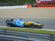 Jarno Trulli 2004 Belgium 2