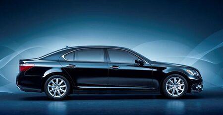 Lexus LS 460 002