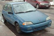 '94 Pontiac Firefly Hatchback