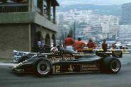 82 Lotus 91 Cosworth 06-1 Mansell monaco