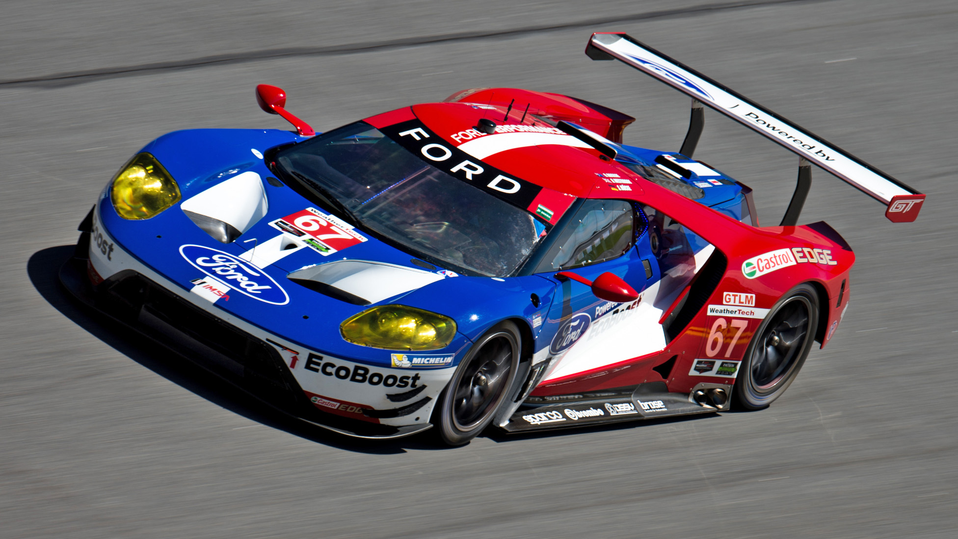 Ford GT Le Mans | Autopedia | FANDOM powered by Wikia