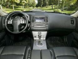 2005 interior