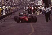 Emanuele Pirro 1991 USA