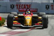 Sebastien Bourdais 2005 Long Beach