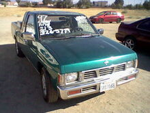97 Nissan Hardbody