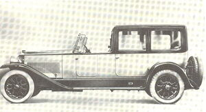 1921 Fiat 520