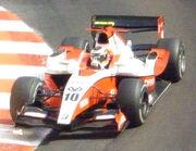 Nico Hulkenberg 2009 GP2 Monaco