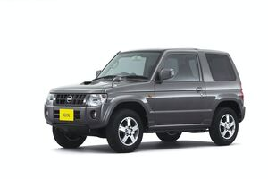 Nissan KIX 1