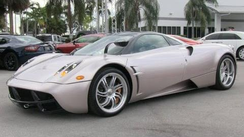 2015 Pagani Huayra Start Up, Exhaust, and In Depth Review