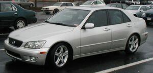 1st gen Lexus IS