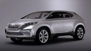 Lexus LF-Xh Concept 1