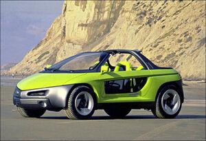 Pontiac Stinger Concept