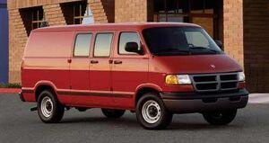 2002 Dodge Ram Cargo Van 2