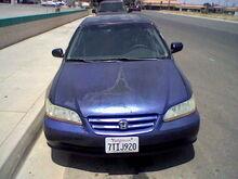 01 Honda Accord