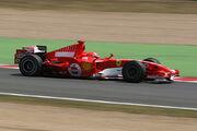 Michael Schumacher 2006 France