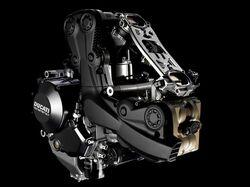 Testastretta 11° - 848 - Motore