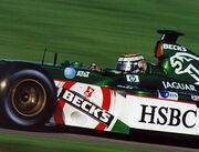 Eddie Irvine 2002