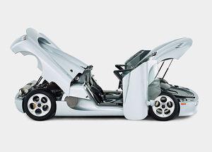 Koenigsegg side