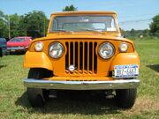 1971 Jeepster Commando SC-1 pickup orange f-Cecil'10