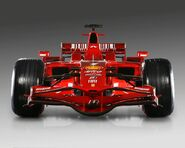 Ferrari F2008 7