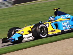 Jarno Trulli 2003