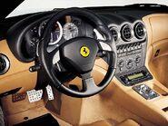 0209 06zoom-Ferrari 575 M Maranello-Interior Steering Wheel