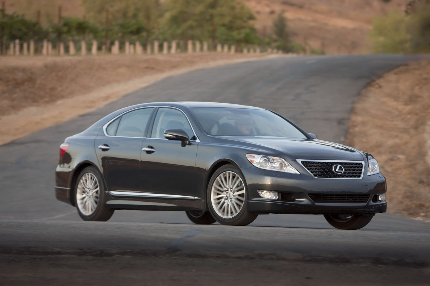 drive ls models new lexus first picture car review