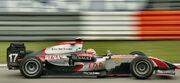 Kamui Kobayashi 2009 GP2 Nurburgring