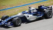 Nico Rosberg Williams FW28