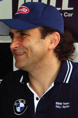 Alessandro Zanardi 2007 Curitiba