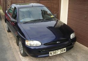 FordEscort2000