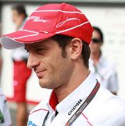 Jarno Trulli 2009 Belgium