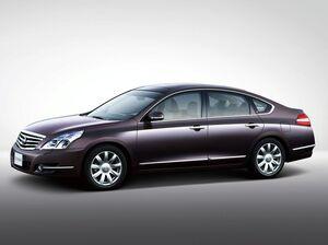 2009 Nissan Teana 1